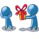 Вручение подарка от Вашего имени в Воронеже